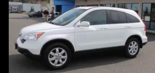 Used 2008 Honda CR-V EX-L, 112km One Owner No Accidents for sale in Peterborough, ON