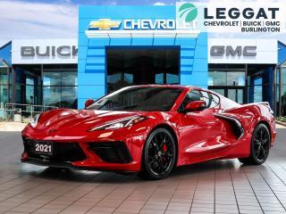 Used 2021 Chevrolet Corvette Stingray for sale in Burlington, ON