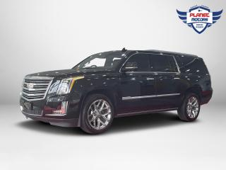 Used 2017 Cadillac Escalade ESV PLATINUM for sale in Richmond Hill, ON