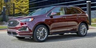 New 2021 Ford Edge ST Line for sale in Sturgeon Falls, ON
