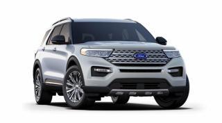 New 2021 Ford Explorer LIMITED for sale in Brockville, ON