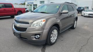 Used 2012 Chevrolet Equinox LT - REMOTE START, HEATED SEATS, NAV for sale in Kingston, ON