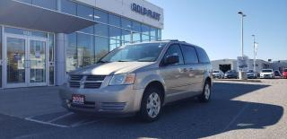 Used 2008 Dodge Grand Caravan with Stow'N Go for sale in North Bay, ON