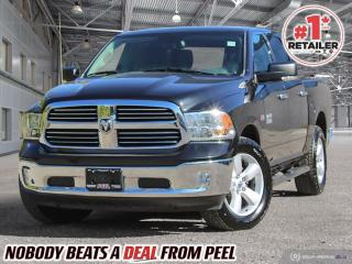 Used 2016 RAM 1500 SLT for sale in Mississauga, ON