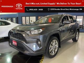 Used 2019 Toyota RAV4 XLE Premium AWD for sale in Mississauga, ON