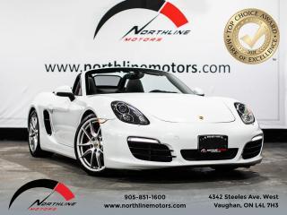 Used 2013 Porsche Boxster Convertible/PDK/Navigation/BOSE/20
