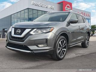 Used 2018 Nissan Rogue SL for sale in Medicine Hat, AB