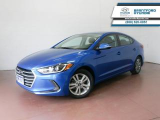 Used 2018 Hyundai Elantra BLUETOOTH | HTD SEATS | BACK UP CAM for sale in Brantford, ON