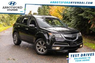 Used 2010 Acura MDX Elite  - Navigation -  Sunroof - $199 B/W for sale in Abbotsford, BC