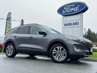 New 2021 Ford Escape SEL Hybrid 303A - FINANCE MANAGER DEMO for sale in Surrey, BC