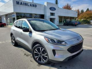 New 2021 Ford Escape SE Hybrid 201A for sale in Surrey, BC