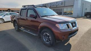 Used 2016 Nissan Frontier Pro-4X for sale in Swift Current, SK