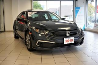 Used 2019 Honda Civic Sedan EX CVT for sale in Burnaby, BC