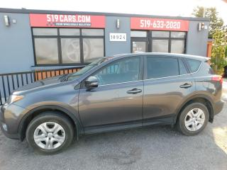 Used 2014 Toyota RAV4 LE | Snow Tires | Cruise | Bluetooth for sale in St. Thomas, ON