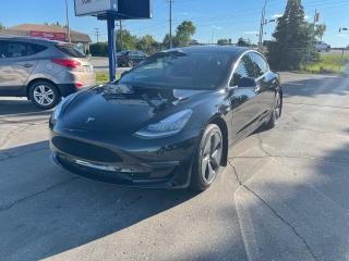 Used 2020 Tesla Model 3 STANDARD RANGE PLUS for sale in Brantford, ON