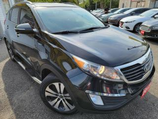 Used 2013 Kia Sportage EX/AWD/BLUE TOOTH/LOADED/ALLOYS/CLEAN for sale in Scarborough, ON