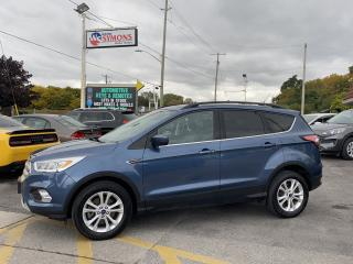 Used 2018 Ford Escape SEL for sale in Cobourg, ON