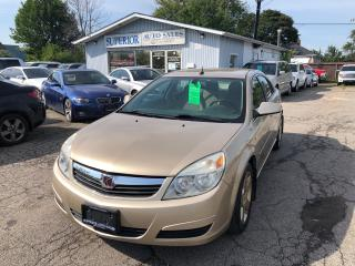 Used 2007 Saturn Aura XE for sale in St Catharines, ON