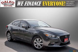 Used 2018 Mazda MAZDA3 GX / KEYLESS START / BACK UP CAMERA / for sale in Hamilton, ON