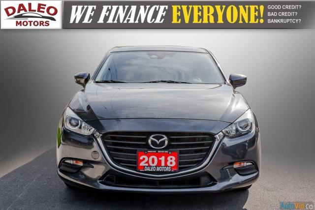 2018 Mazda MAZDA3 GX / KEYLESS START / BACK UP CAMERA / Photo2