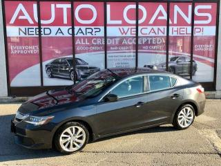 Used 2016 Acura ILX TECH PKG-ALL CREDIT ACCEPTED for sale in Toronto, ON