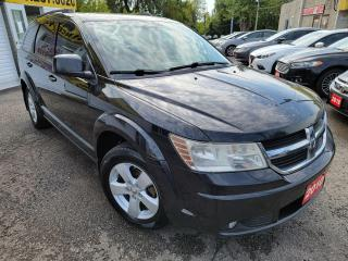 Used 2010 Dodge Journey SXT/7PASS/LOADED/BLUETOOTH/P.SEAT/LOADED/ALLOYS for sale in Scarborough, ON