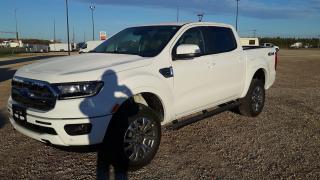 New 2021 Ford Ranger Lariat SuperCrew 5' Box for sale in Elie, MB
