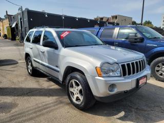 Used 2007 Jeep Grand Cherokee Laredo for sale in Brantford, ON