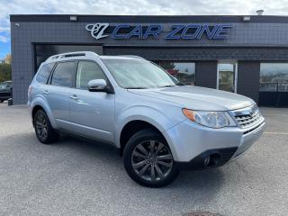 Used 2013 Subaru Forester Touring 2.5X Convenience for sale in Calgary, AB