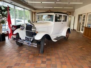 Used 1929 Ford Model A MODEL A 2 DR MANUAL 4 CYLINDER for sale in Oakville, ON