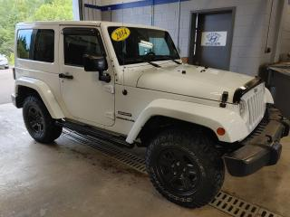 Used 2014 Jeep Wrangler SPORT for sale in Port Hawkesbury, NS