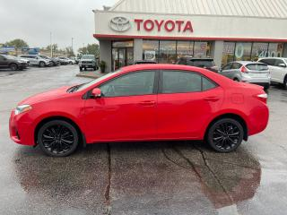 Used 2015 Toyota Corolla sport upgrade for sale in Cambridge, ON