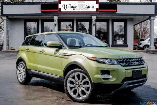 Used 2012 Land Rover Range Rover Evoque Pure Premium for sale in Ancaster, ON