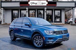 Used 2018 Volkswagen Tiguan COMFORTLINE for sale in Ancaster, ON