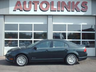 Used 2010 Ford Fusion Hybrid  LOW LOW KMS for sale in St Catharines, ON