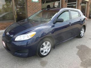 Used 2011 Toyota Matrix BASE for sale in Weston, ON