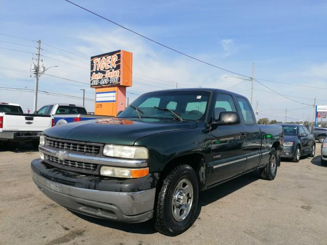 2002 Chevrolet Silverado 1500 *WELL MAINTAINED*RUNS GREAT*AS IS SPECIAL