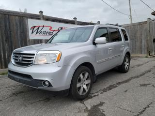 Used 2013 Honda Pilot Touring for sale in Stittsville, ON
