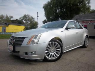Used 2010 Cadillac CTS for sale in Oshawa, ON