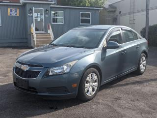 Used 2012 Chevrolet Cruze LT Turbo w/1SA for sale in Waterloo, ON