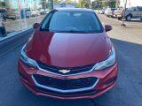 2017 Chevrolet Cruze LT, sunroof, remote start, alloys