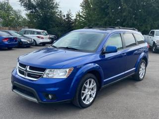 Used 2015 Dodge Journey FWD 4DR SXT for sale in Caledon, ON