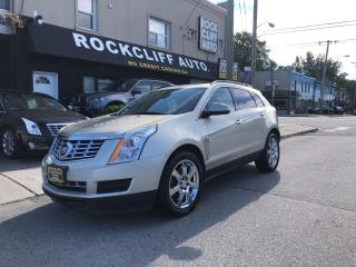 Used 2013 Cadillac SRX FWD 4DR LEATHER COLLECTION for sale in Scarborough, ON