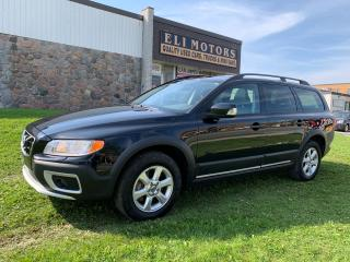 Used 2010 Volvo XC70 PREMIUM PKG AWD BSM POWER TAILGATE for sale in North York, ON