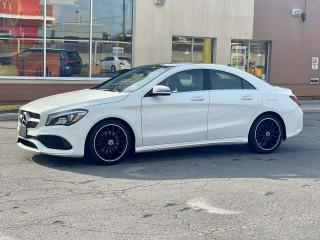 Used 2018 Mercedes-Benz CLA-Class CLA 250 Navigation/Panoramic Sunroof/Camera for sale in North York, ON