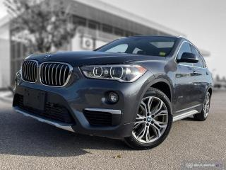 Used 2018 BMW X1 xDrive28i Accident Free! Sunroof! 2 New Tires! for sale in Winnipeg, MB