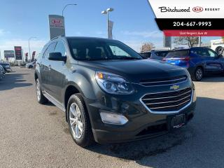 Used 2017 Chevrolet Equinox LT | Locally Owned & Serviced | V6 Engine | AWD | Sunroof | Heated Seats | Remote Start | for sale in Winnipeg, MB