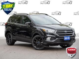 Used 2019 Ford Escape Titanium CLEAN CAR FAX | NAVIGATION SYSTEM | POWER LIFTGATE for sale in St Catharines, ON