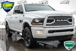 Used 2018 RAM 2500 Laramie NIGHT EDITION CREW CAB for sale in Innisfil, ON