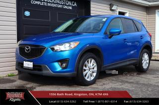 Used 2013 Mazda CX-5 GS BACK UP CAM - HEATED SEATS - CLEAN CARFAX for sale in Kingston, ON